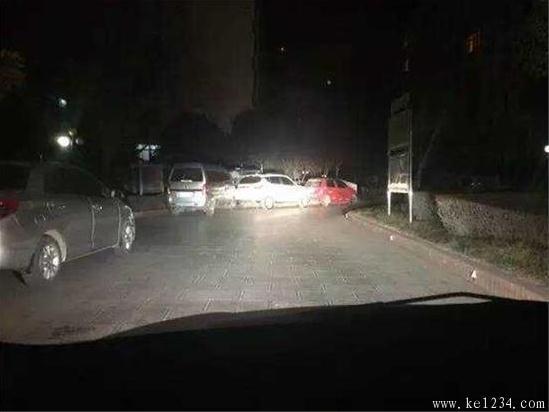 夜间行车禁忌事项:偏僻路段谨慎停车