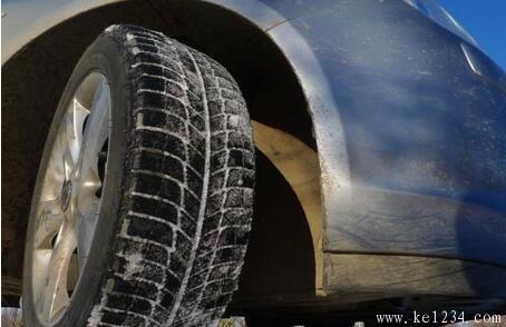 不可忽视 冬季轮胎的四个保养技巧