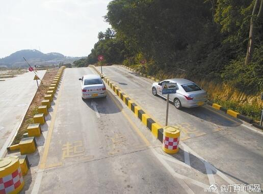 广西交警总队:防止因驾考新规考场改造影响驾考