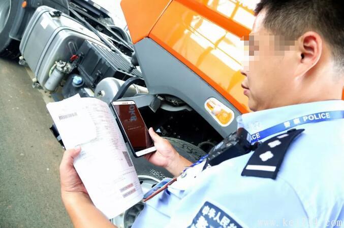 """桂林车驾管业务受理、审核、办结、缴纳一窗搞定!""""一站式""""验车的具体流程"""