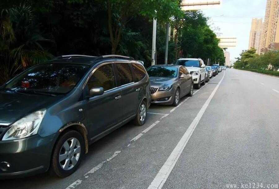 南宁市从7月1日起法定节假日期间道路停车位免费停放