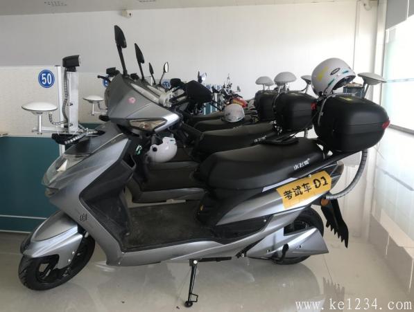 广西首家!桂林建成全科目智能评判摩托车考场